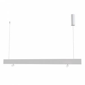 Подвесной светодиодный светильник Maytoni Puntero P068PL-L27W4K