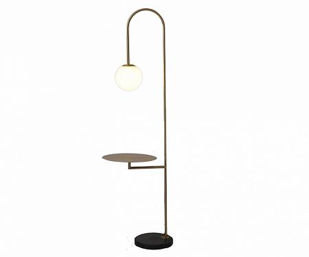 Торшер со столиком Kink Light Сиена 07009,20