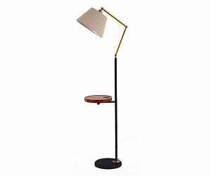 Торшер со столиком Kink Light Кайла 07022