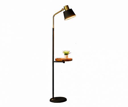 Торшер со столиком Kink Light Арден 07023