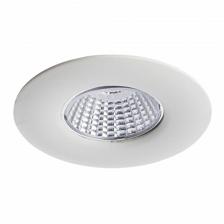Встраиваемый светодиодный светильник Arte Lamp Uovo A1425PL-1WH