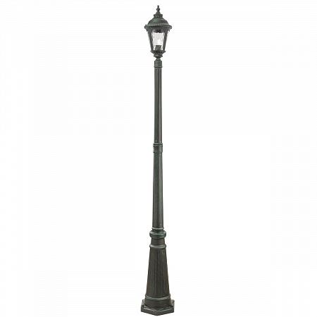 Уличный парковый светильник Maytoni Goiri O030FL-01GN