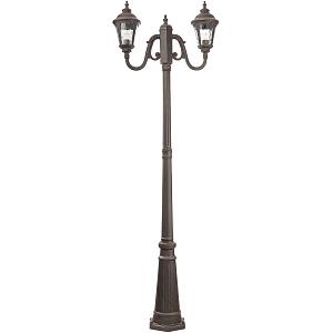 Уличный парковый светильник Maytoni Goiri O028FL-03BZ