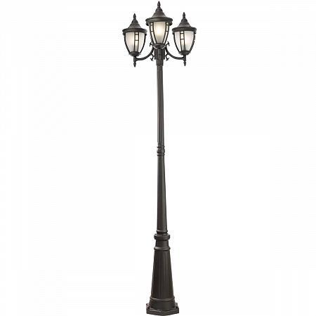 Уличный парковый светильник Maytoni Rivoli O026FL-03B