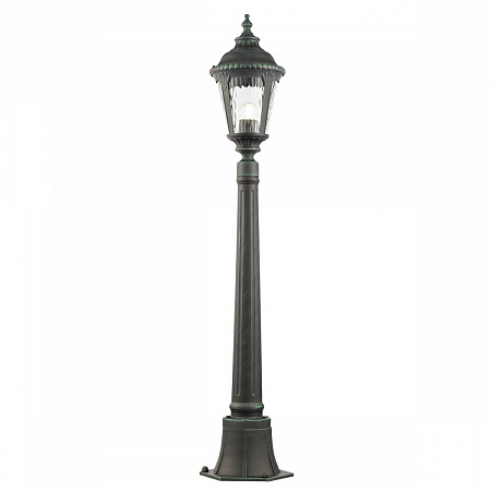 Ландшафтный уличный светильник Maytoni Goiri O028FL-01GN