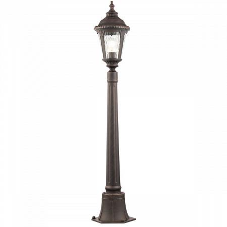 Ландшафтный уличный светильник Maytoni Goiri O028FL-01BZ