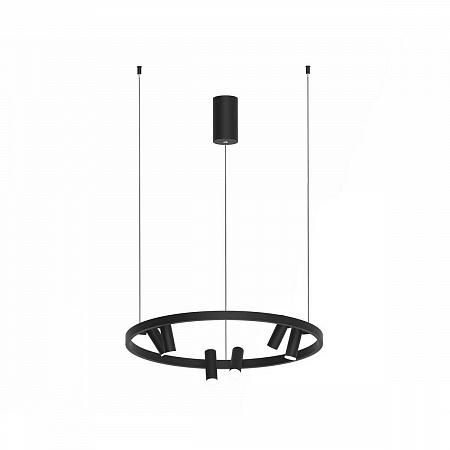 Подвесная светодиодная люстра Kink Light Тор-Флип 08233,19