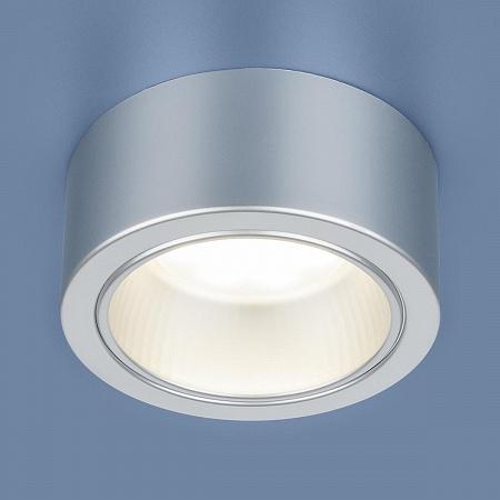 Накладной светильник Elektrostandard 1070 GX53 SL серебро 4690389087561