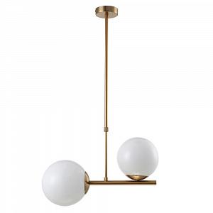 Подвесной светильник Crystal Lux Feliz SP2 Bronze/White