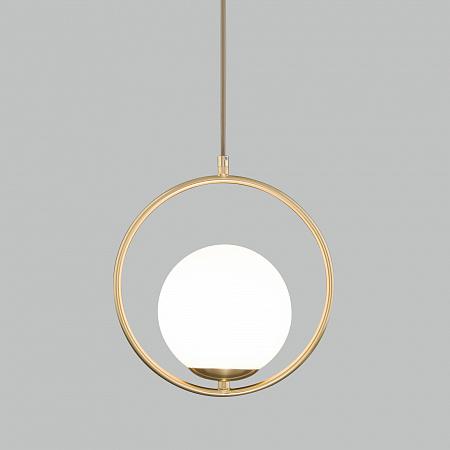 Подвесной светильник Eurosvet Ringo 50089/1 золото