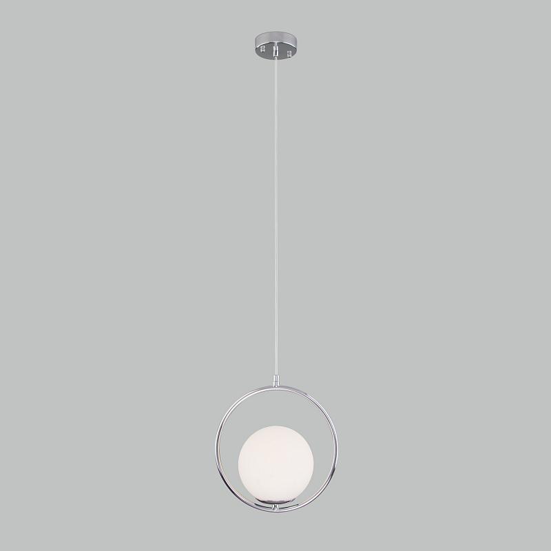 Подвесной светильник Eurosvet Ringo 50089/1 хром