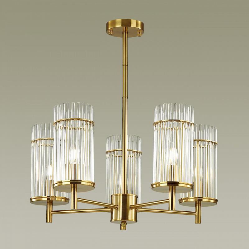 Подвесная люстра Odeon Light Formia 4809/5