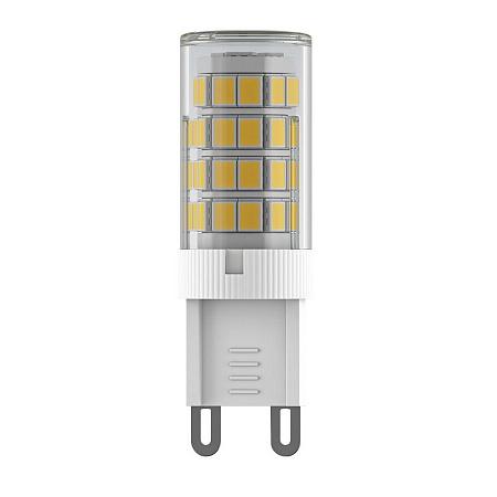 Лампа светодиодная G9 4W 2800К кукуруза прозрачная VG9-K1G9warm4W 6991