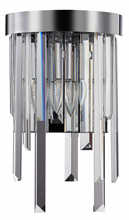 Настенный хрустальный светильник Stilfort Venecia 2113/09/02W
