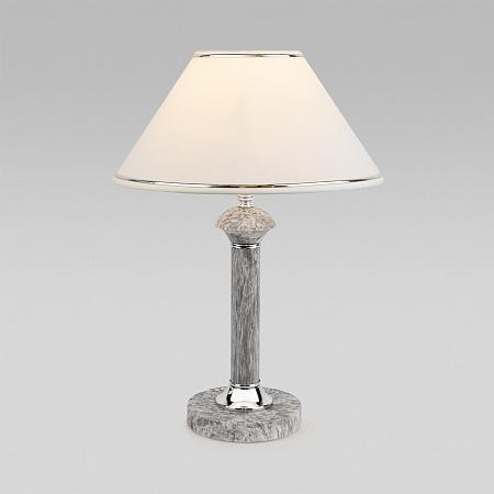 Настольная лампа Eurosvet Lorenzo 60019/1 мрамор