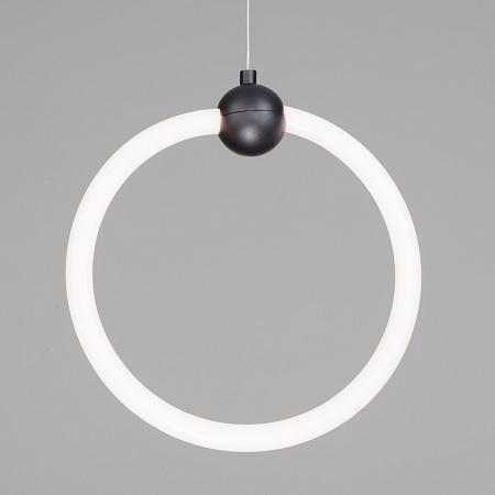 Подвесной светильник Eurosvet Rim 90166/1 черный