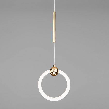 Подвесной светильник Eurosvet Rim 90165/1 золото