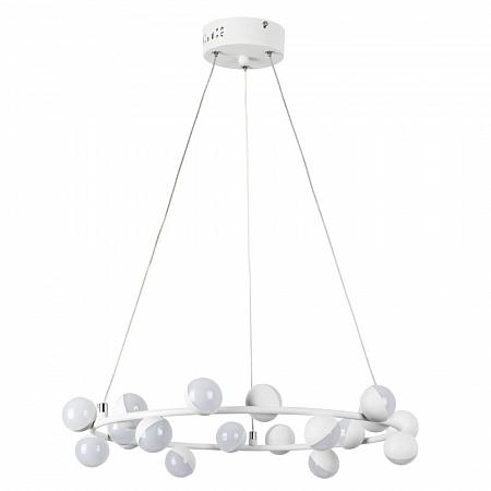 Подвесная светодиодная люстра Arte Lamp Dexter A3619SP-18WH