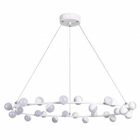 Подвесная светодиодная люстра Arte Lamp Dexter A3619SP-30WH
