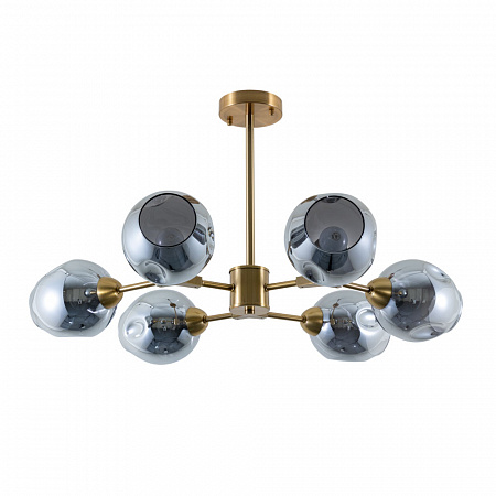 Потолочная люстра Arte Lamp Yuka A7759PL-6PB