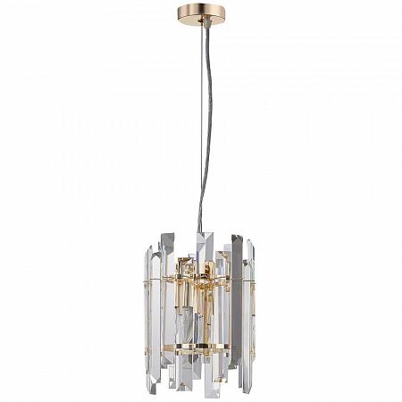 Подвесной хрустальный светильник Stilfort Feeriya 2114/03/02P