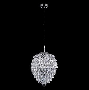 Подвесной светильник Crystal Lux Charme SP6 Chrome/Transparent
