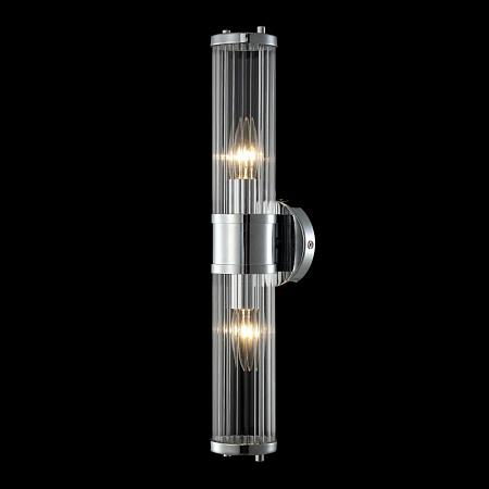 Подсветка для зеркал Crystal Lux Sancho AP2 Chrome