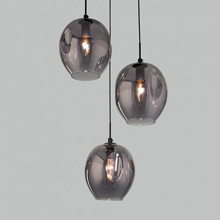 Подвесной светильник Eurosvet Mill 50195/3 черный жемчуг