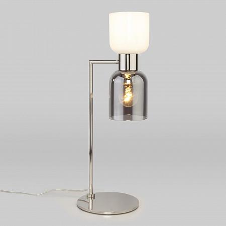 Настольная лампа Eurosvet Tandem 01084/2 никель