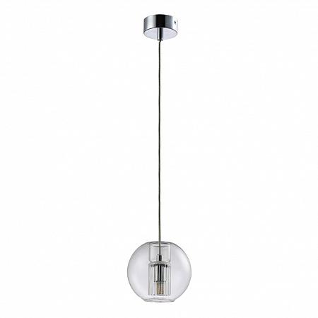 Подвесной светильник Crystal Lux BELEZA SP1 B CHROME
