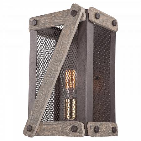 Настенный светильник Lussole Loft Syracuse LSP-9101V