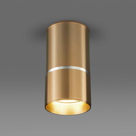 Потолочный светильник Elektrostandard DLN106 GU10 золото