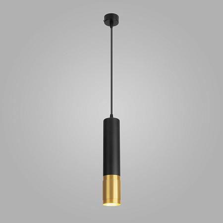 Подвесной светильник Elektrostandard Tony DLN108 GU10 черный/золото