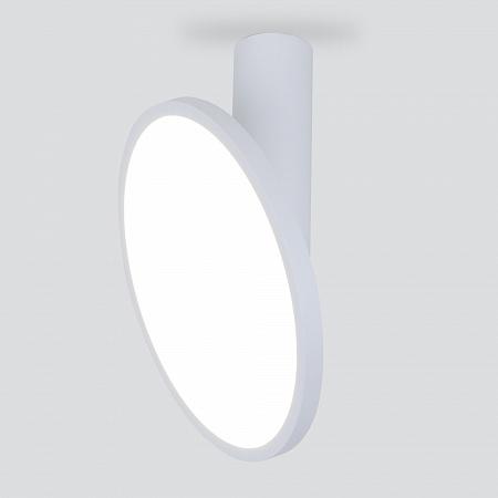 Светодиодный спот Elektrostandard Brain DLS029 белый