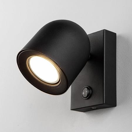 Спот Elektrostandard Ogma MRL 1009 черный