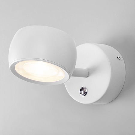 Светодиодный спот Elektrostandard Oriol MRL LED 1018 белый