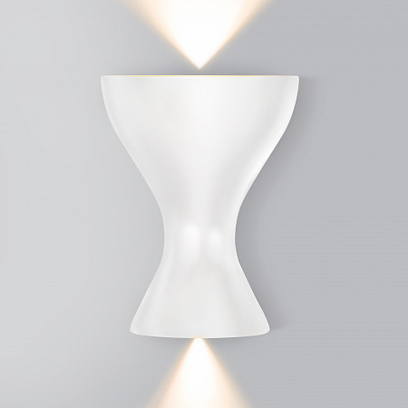 Настенный светодиодный светильник Elektrostandard Eos MRL LED 1021 белый