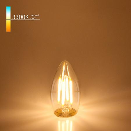 Лампа светодиодная филаментная Elektrostandard E27 9W BLE2733