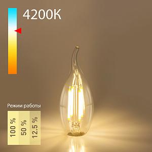 Лампа светодиодная филаментная диммируемая Elektrostandard E14 BL159