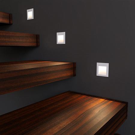 Встраиваемый светодиодный светильник Elektrostandard MRL LED 1103 белый