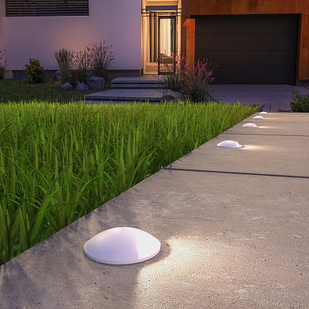 Встраиваемый светодиодный светильник Elektrostandard MRL LED 1104 белый