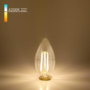 Лампа светодиодная филаментная Elektrostandard E14 BLE1426