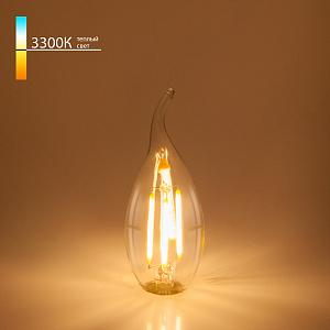 Лампа светодиодная филаментная Elektrostandard E14 BLE1428