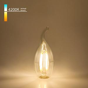 Лампа светодиодная филаментная Elektrostandard E14 BLE1429