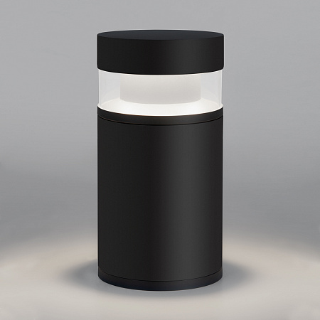 Уличный светодиодный светильник Elektrostandard 1531 TECHNO LED черный