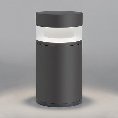 Уличный светодиодный светильник Elektrostandard 1531 TECHNO LED серый