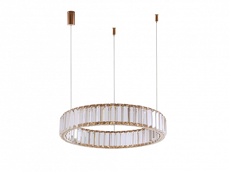 Хрустальный светильник Newport 15850 15851/S gold