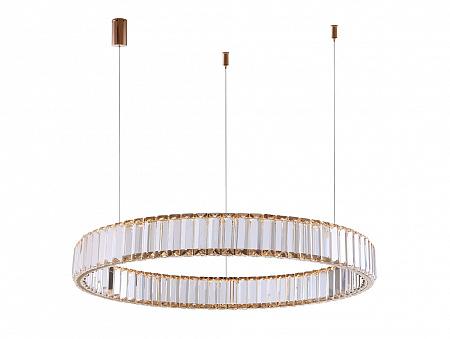 Подвесной светильник Newport 15850 15852/S gold