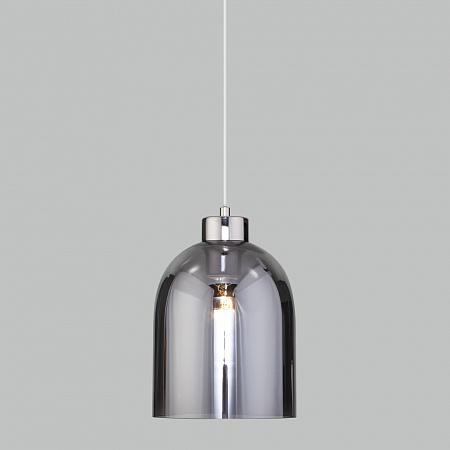Подвесной светильник Eurosvet Tandem 50119/1 никель