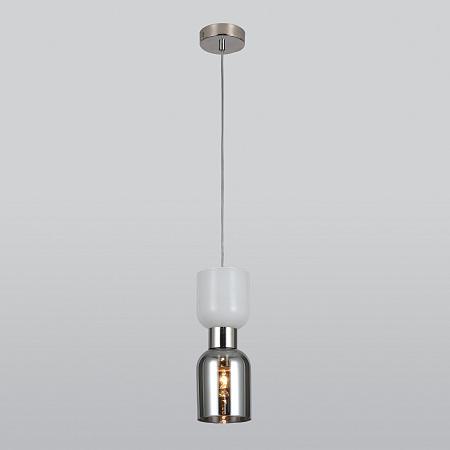 Подвесной светильник Eurosvet Tandem 50118/1 никель